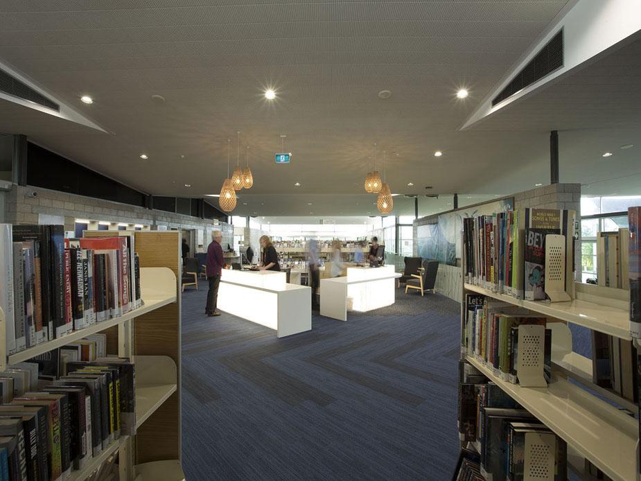 Whangaparaoa Library General