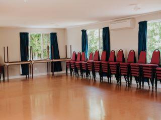 Glenbrook Beach Community Hall - Main hall