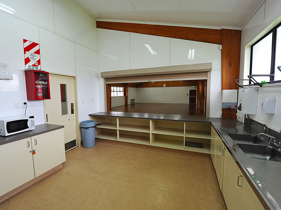 Wiri Community Hall Kitchen