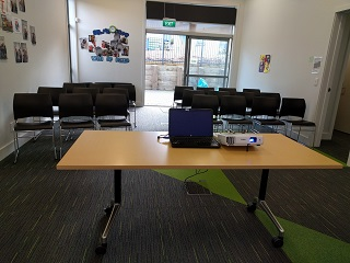 Manutewhau Community Hub - Large Meeting Room