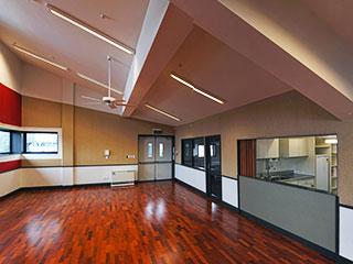 Massey Park Grandstand Function Room Interior