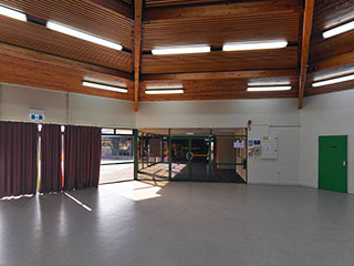Western Springs Garden Community Hall Hall 1 Interior