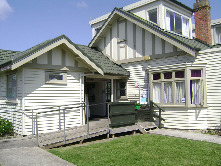Clover Park Community House Exterior