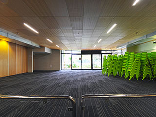 Fickling Convention Centre Hillsborough Room Interior