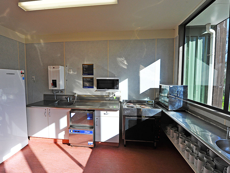 Freemans Bay Community Hall Kitchen