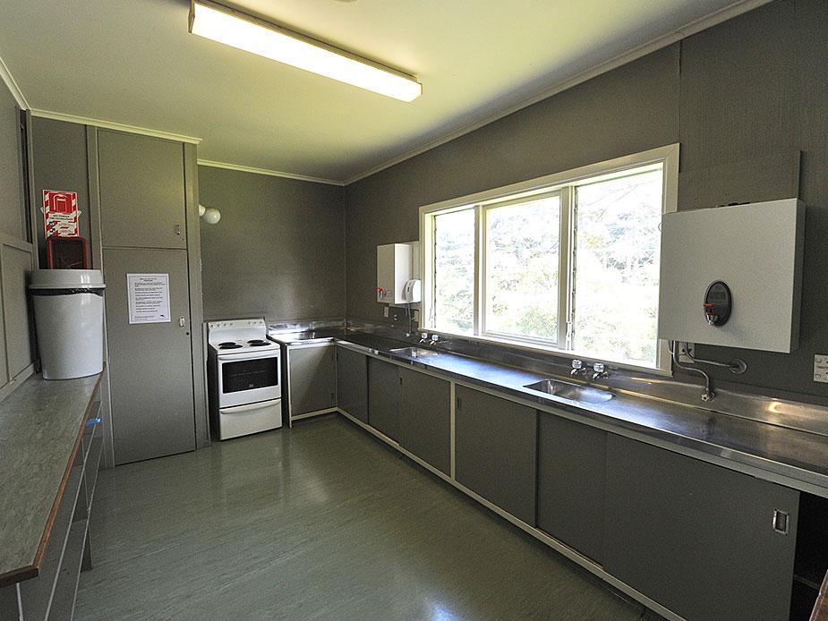 Whitford Community Hall Kitchen