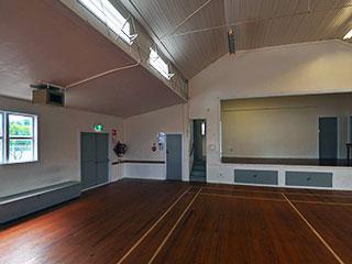 Alfriston Hall Main Hall Interior