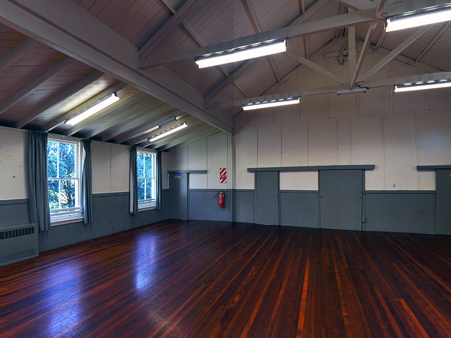 Whitford Community Hall Interior