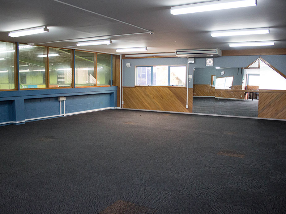 Mt Albert Community and Recreation Centre Mezzanine Room Interior