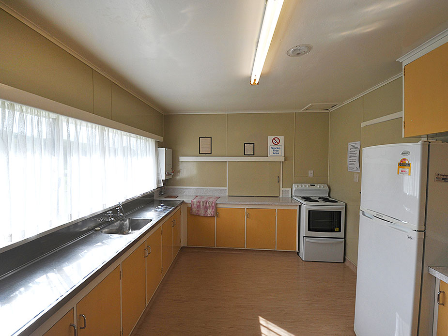 Orere War Memorial Hall Kitchen