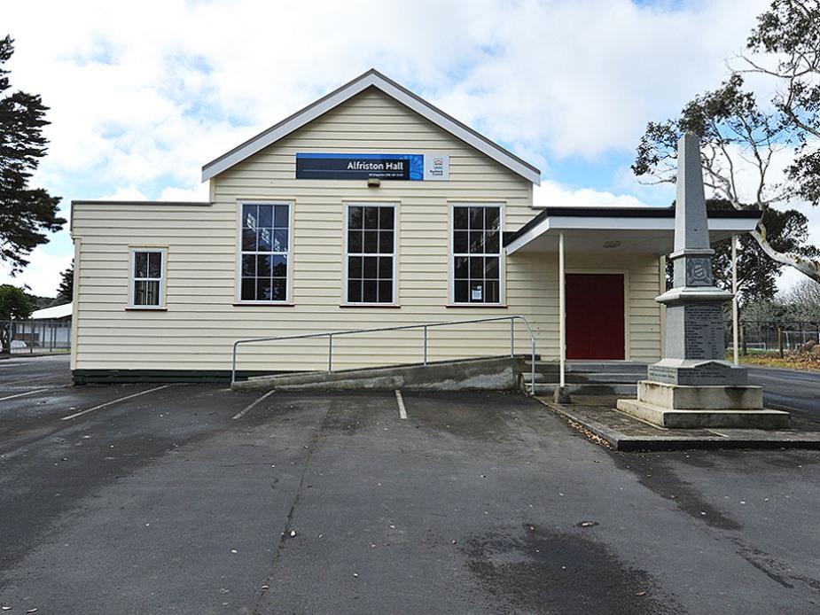 Alfriston Hall exterior