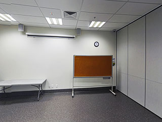 Papakura Library Meeting Room Interior