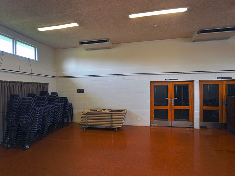 Mt Albert Senior Citizens Hall Function Room Interior