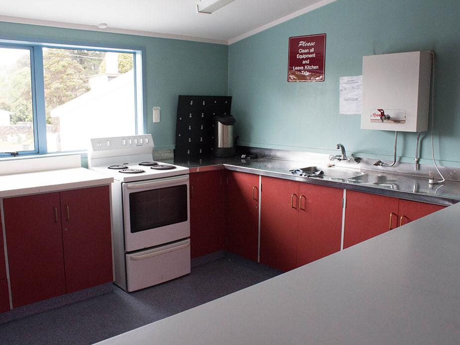 Mt Albert Community and Recreation Centre Mezzanine Room Kitchen Interior