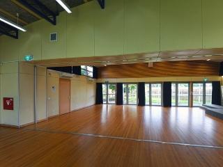 Avondale Community Centre Community Room Interior