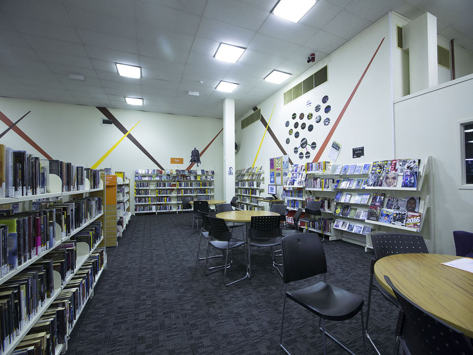 Mangere Town Centre Library General