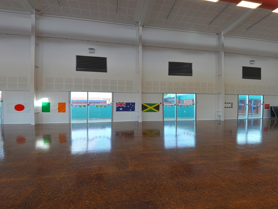 Te Atatu Peninsula Community Centre - Kotuku - Heron Hall Interior