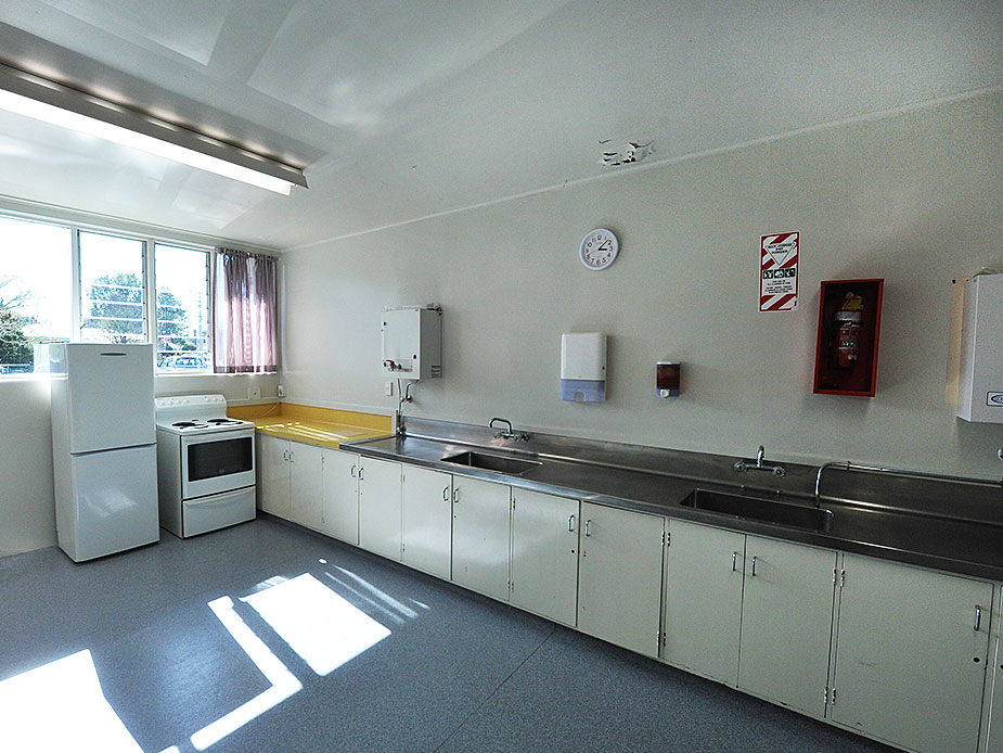 Clevedon Community Hall Kitchen