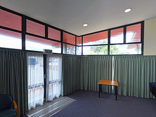Helensville War Memorial Hall Meeting Room Interior