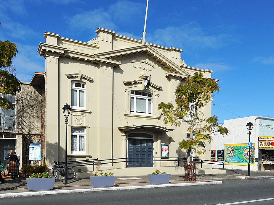 Papatoetoe Town Hall Exterior 2