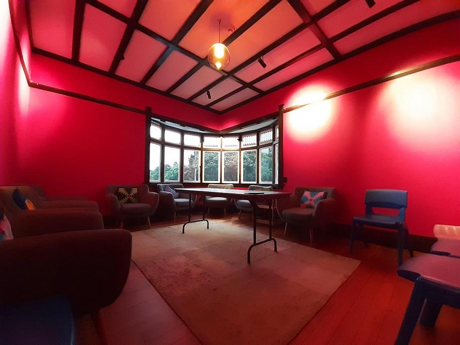 Whare Koa Māngere Community House - Front room