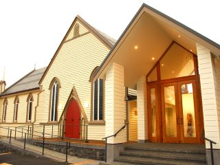 Mt Eden Villate Centre - Church