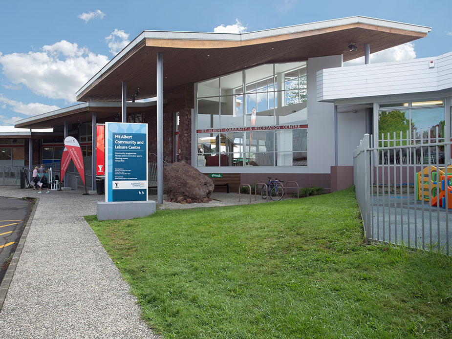 Mt Albert Community and Recreation Centre