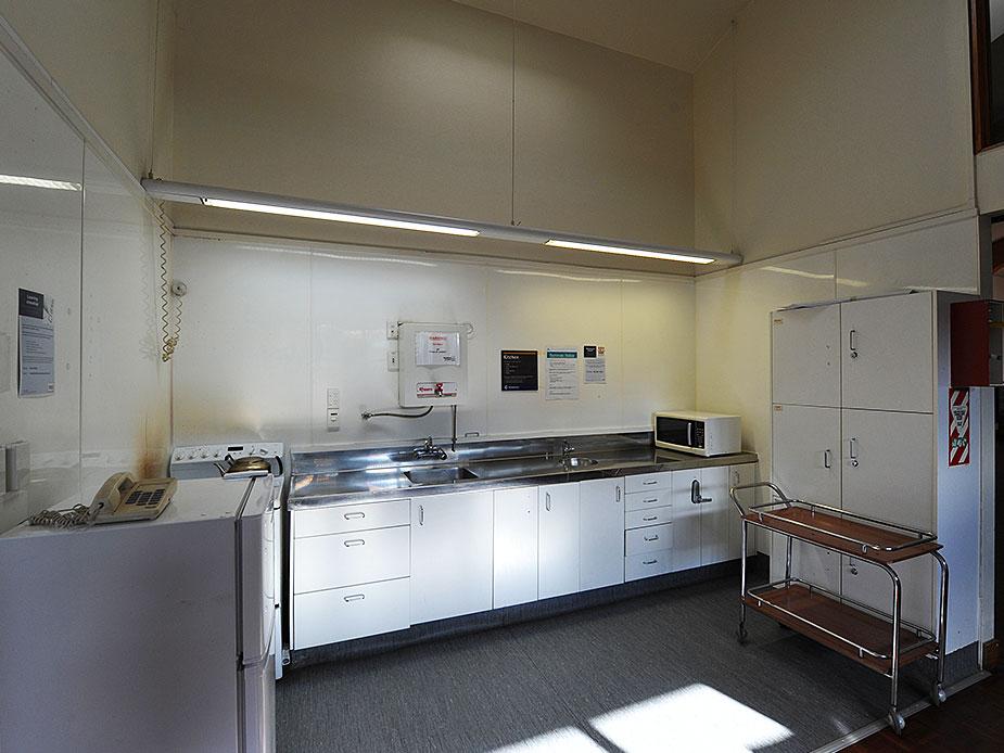 Jack Dickey Community Hall Kitchen 2