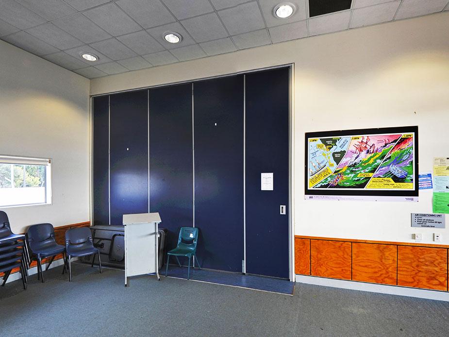 New Lynn Community Centre Meeting Room Interior