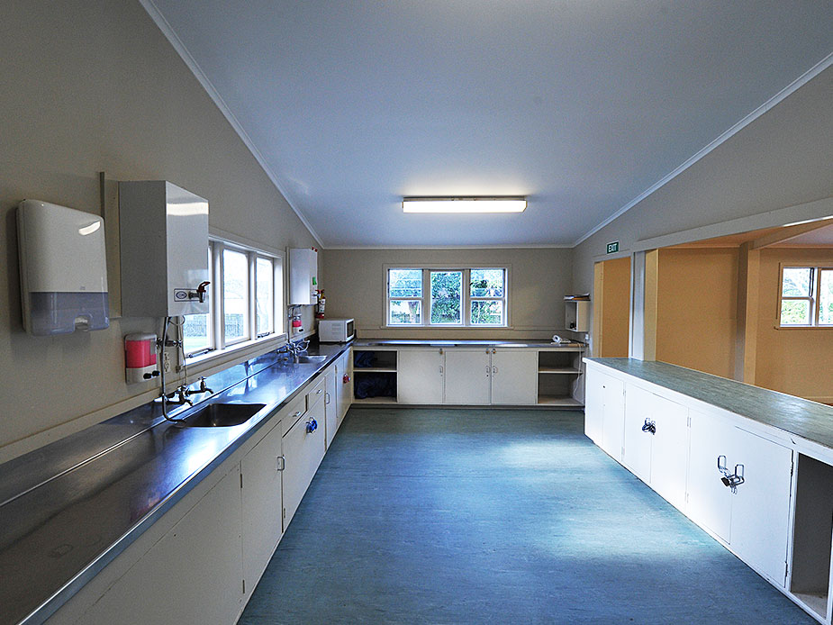 Pakuranga Community Hall Kitchen