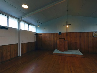 Birkdale Hall (Old St Philips Church) Main Hall Interior