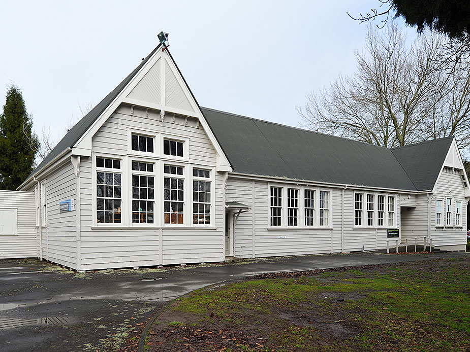 Papakura Old Central School Exterior 2