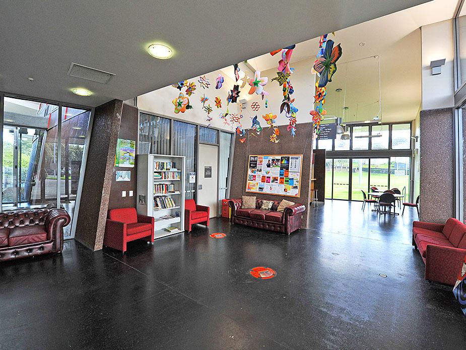 Oranga Community Centre Interior
