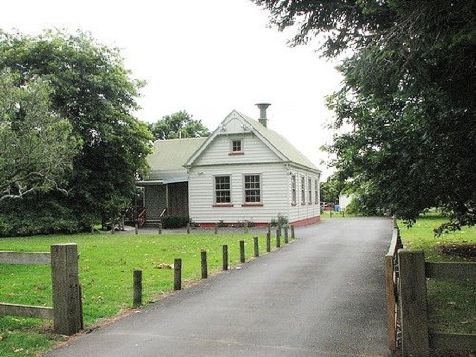 Old Flat Bush School Hall