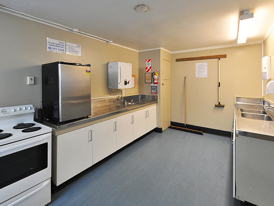 East Tamaki Community Hall Kitchen