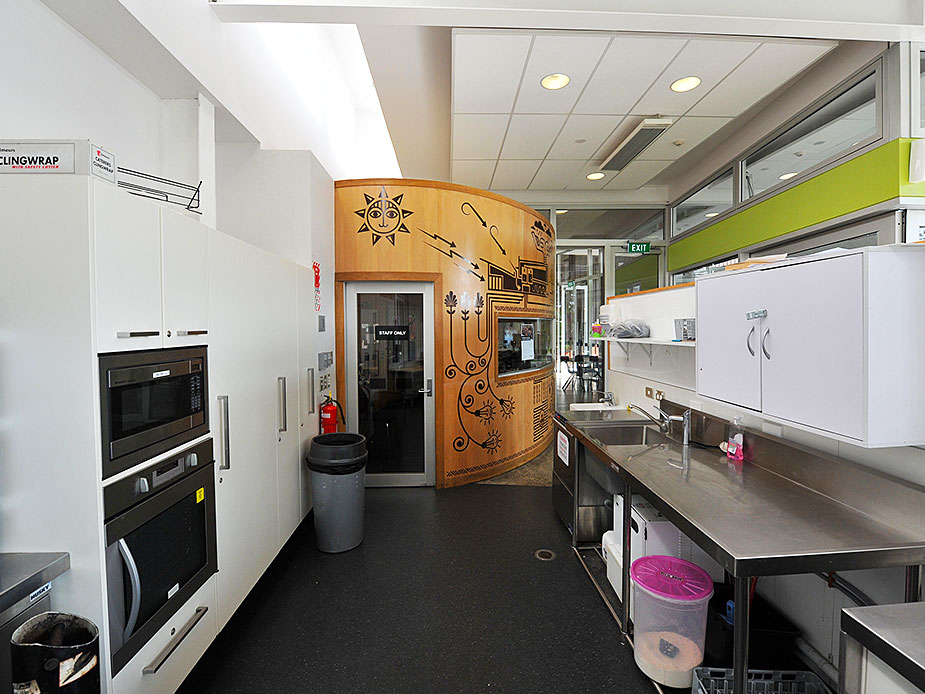 Roskill Youth Zone Kitchen 2