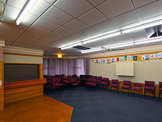 Waiuku Community Hall Interior