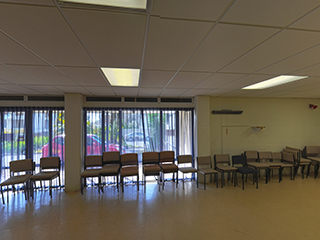 Mary Thomas Centre Crosslands Lounge Interior 4