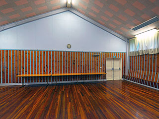 Te Hana Hall Interior