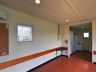 Outhwaite Hall Interior