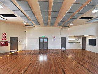 Mt Roskill War Memorial Hall ANZAC Room Interior