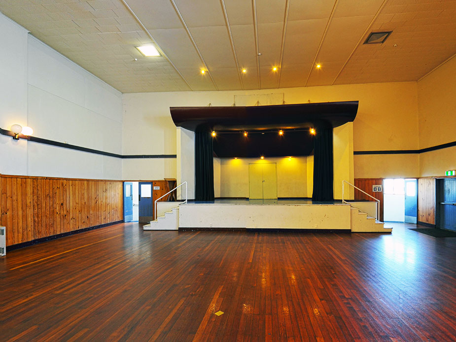 Papatoetoe Town Hall Interior