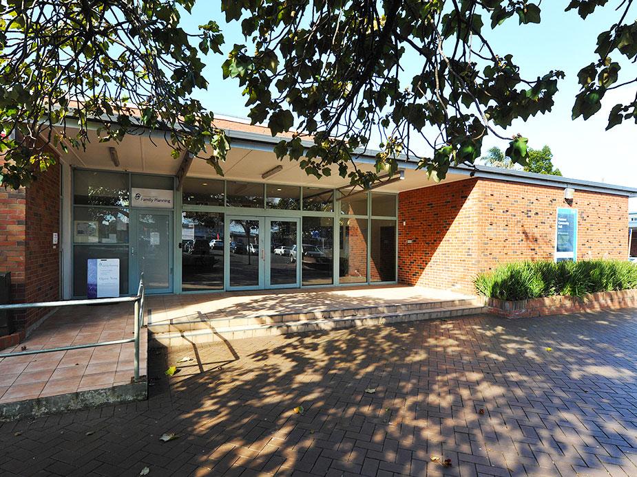 Panmure Community Hall Exterior