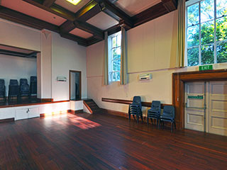 Grey Lynn Library Hall Interior