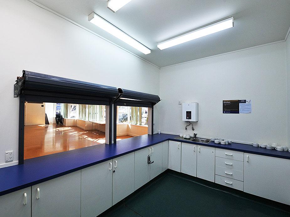 Panmure Community Hall Annex Room Kitchen