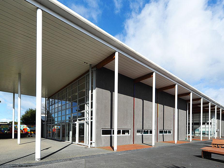 New Lynn Community Centre Exterior 3