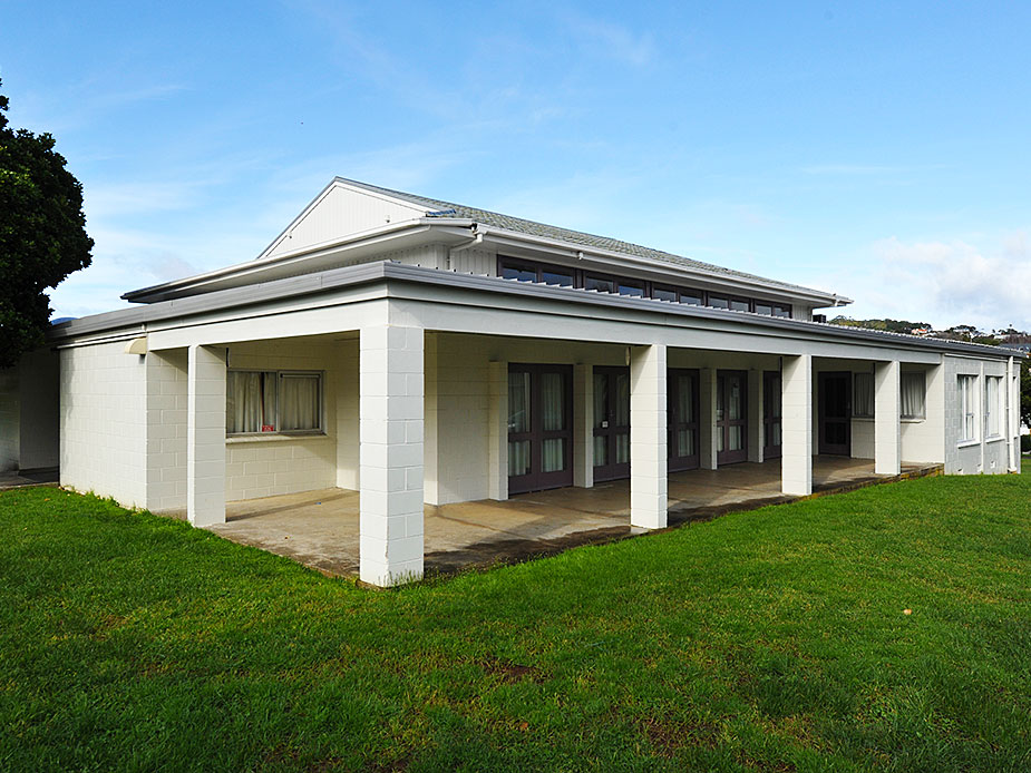 Mt Albert Senior Citizens Hall Exterior