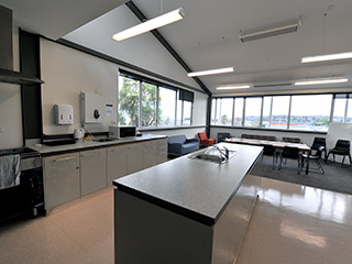 Onehunga Community Centre Kitchen