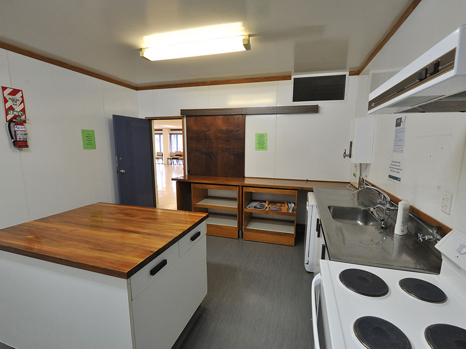 Mary Thomas Centre Crosslands Lounge Kitchen Interior 2
