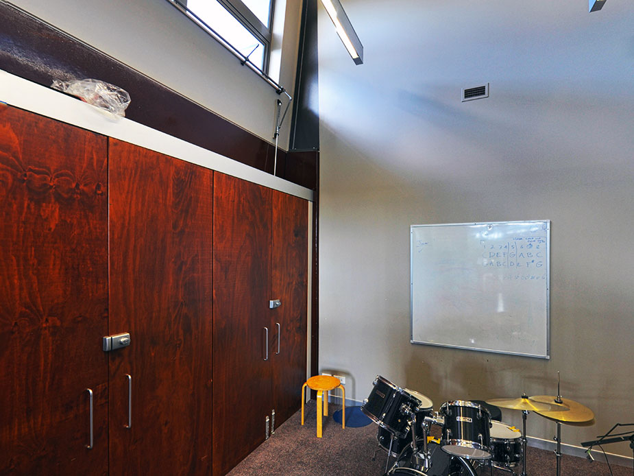 Oranga Community Centre Schofield Room Interior